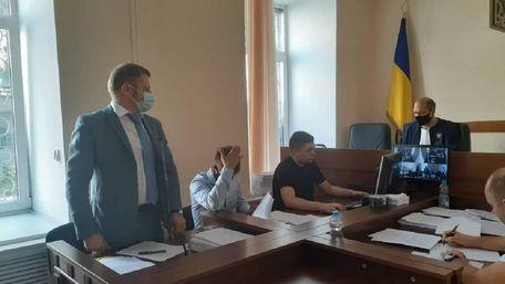Суд відправив під домашній арешт і відсторонив від посад керівників АРМА