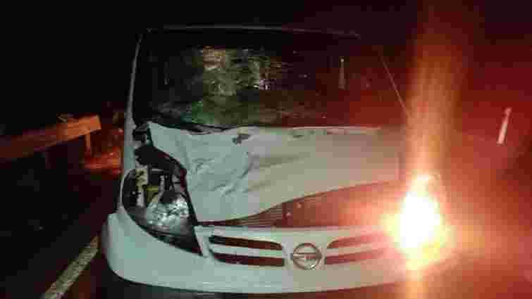 Біля Львова водій Nissan насмерть збив 28-річного пішохода