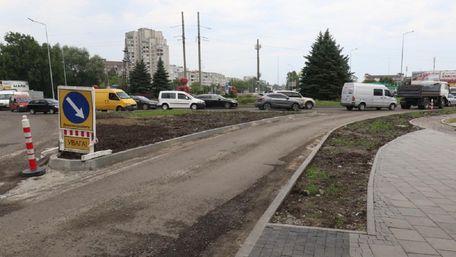 Через ремонт кільця на вул. Липинського – Хмельницького сім автобусів змінили маршрут