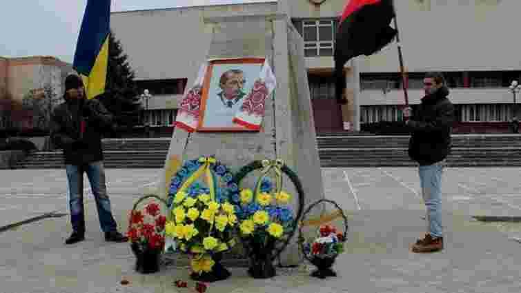 У Луцьку встановлять новий пам'ятник Степану Бандері