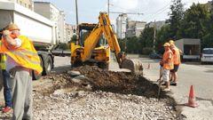 У Тернополі розпочали ремонт моста на Бережани