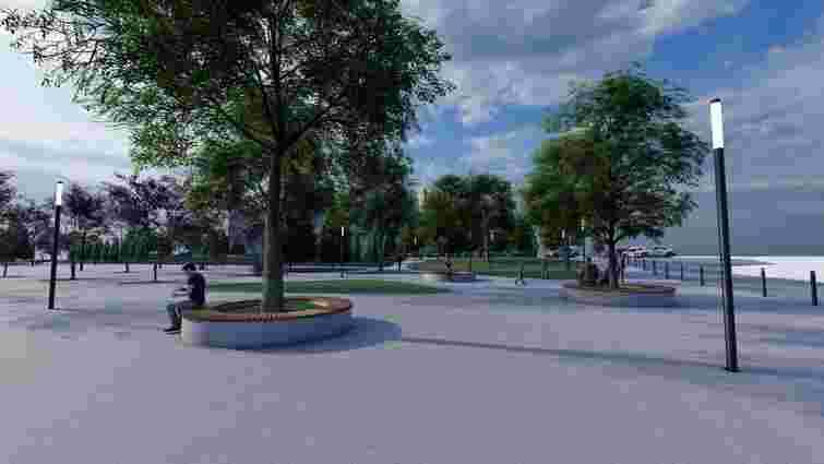 У Луцьку за 23 млн грн реконструюють площу перед РАЦСом
