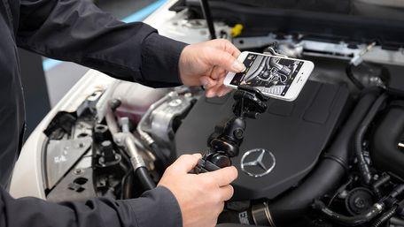 Авторизований сервіс Mercedes-Benz більш вигідний, ніж гаражний