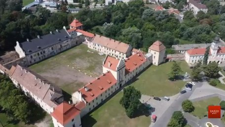 У Жовківському замку планують відреставрувати всі корпуси та оновити інтер'єри