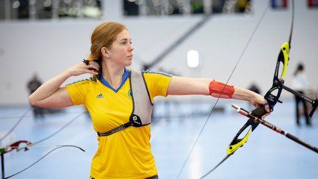 Чернівецька лучниця Лідія Січеннікова отримає 200 тис. грн премії за виступ на Олімпіаді
