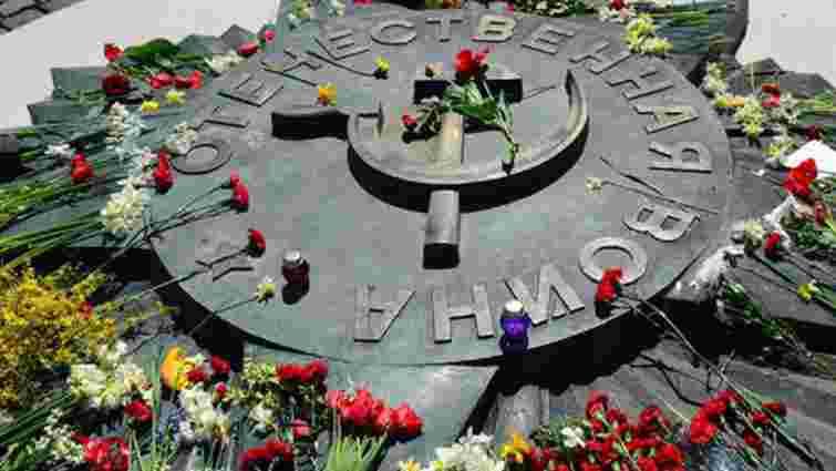 Росія надіслала Україні ноту через демонтаж радянської зірки на Марсовому полі у Львові
