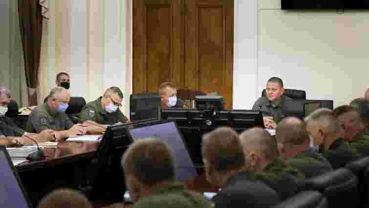 Новий головнокомандувач ЗСУ назвав пріоритети у розвитку армії