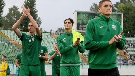 «Карпати» дебютували у Другій лізі перемогою над «Рубіконом» із рахунком 3:0