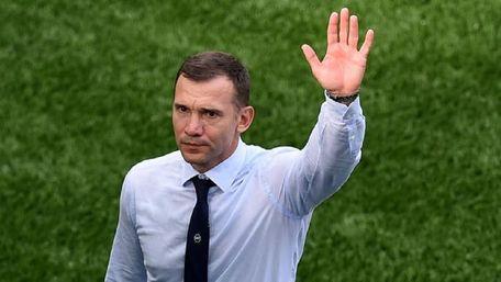 Андрій Шевченко залишив посаду головного тренера збірної України
