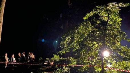 Загиблим у Стрийському парку виявився курсант Львівської військової академії