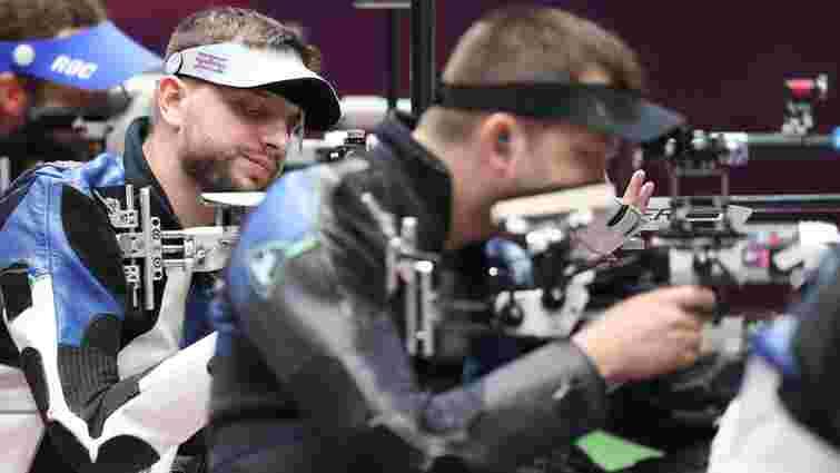 На Олімпіаді український стрілець влучив у мішень сусіда