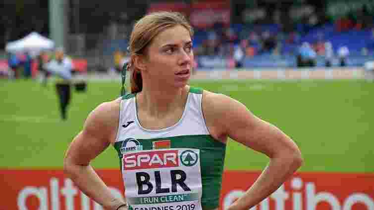 МОК розслідує спробу влади Білорусі примусово вивезти спортсменку з Токіо