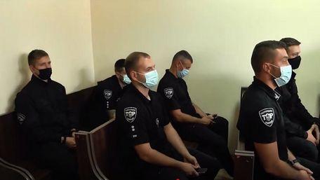 Суд виніс вирок шістьом львівським поліцейським за смерть 22-річного юнака