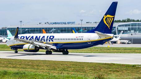 Пасажиропотік львівського аеропорту за липень перевищив докарантинну позначку