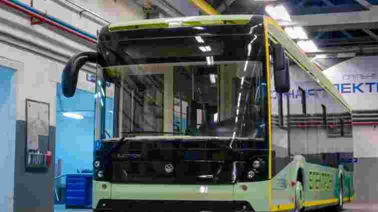Івано-Франківськ закупить 8 електробусів за 3,6 млн євро