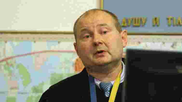 НАБУ вважає, що СБУ сприяє ухиленню від судочинства екс-судді Миколи Чауса