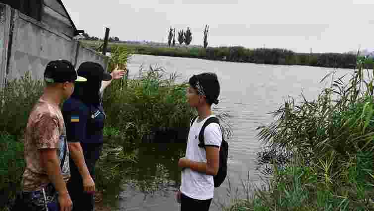 На Миколаївщині троє хлопчиків врятували від утоплення 60-річну жінку