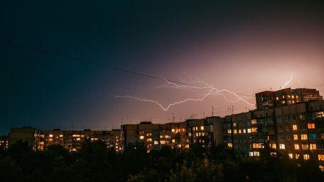 Найближчими днями у Львові та області будуть сильні грози