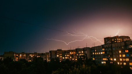 Найближчими днями у Львові та області очікуються сильні грози
