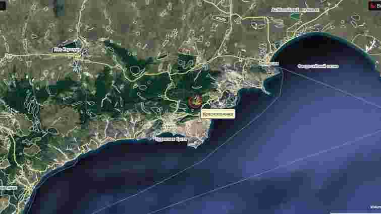 Росія відновлює в Криму ядерний об'єкт «Феодосія-13»