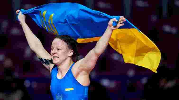 Ірина Коляденко виграла олімпійську бронзу з вільної боротьби