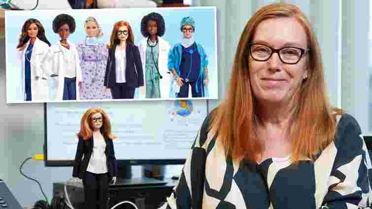 У США випустили ляльку Барбі з обличчям розробниці вакцини від коронавірусу
