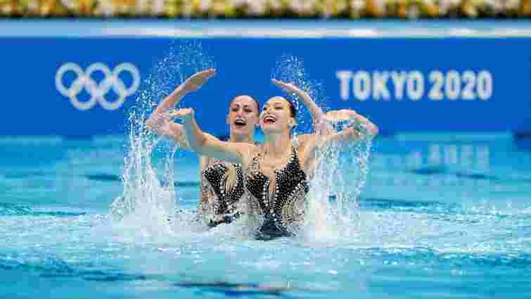 Українки здобули олімпійську бронзу в артистичному плаванні