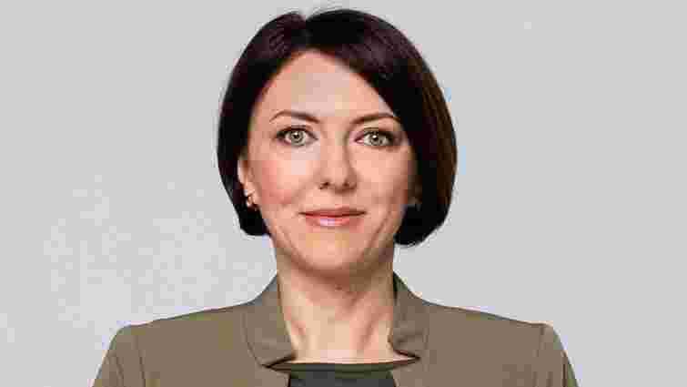 Уряд призначив юристку Ганну Маляр заступницею міністра оборони