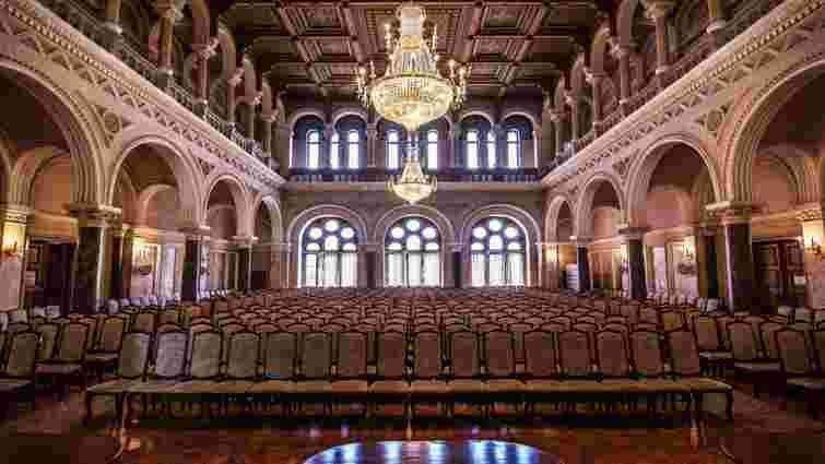 Чернівецький  університет виграв $364 тис. на ремонт приміщень