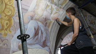 Реставрацію гарнізонного храму у Львові планують завершити до кінця року