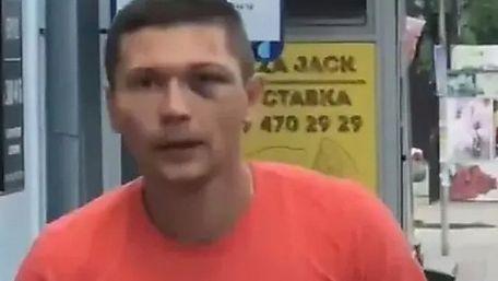 Військового, який побив танцюриста Дорофеєвої, звільнили з УДО