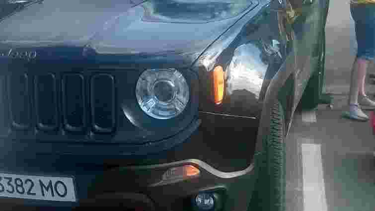 Водій Jeep збив 11-річного хлопця у Трускавці