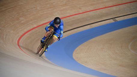 Львівська велогонщиця Олена Старікова посіла четверте місце на Олімпіаді