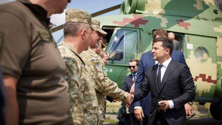 Зеленський закликав виїхати з Донбасу усіх любителів Росії. Цитата дня