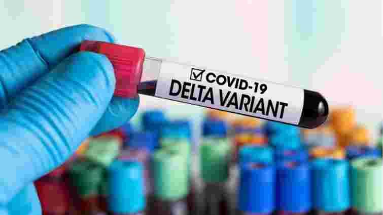 На Тернопільщині виявили 52 випадки штаму коронавірусу «Дельта»