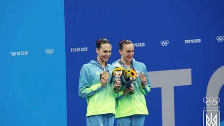 Організатори Олімпіади вибачилися за те, що назвали українських плавчинь росіянками