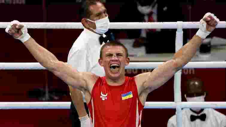 Українець Олександр Хижняк виграв срібло з боксу на Олімпіаді