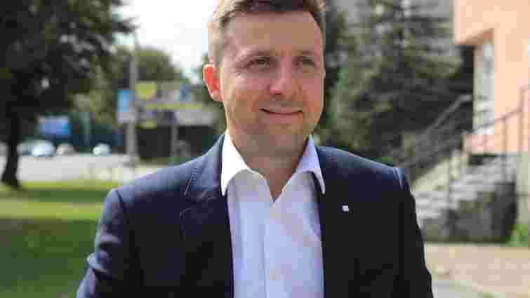 Депутат Назарій Бербека став власником львівського сайту Дивись.info