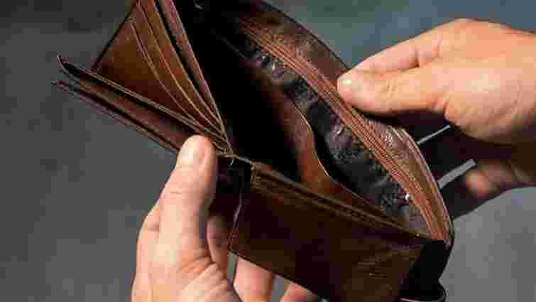 Понад 67% українців вважають себе бідними