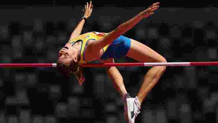Ярослава Магучіх виграла олімпійську бронзу у стрибках у висоту