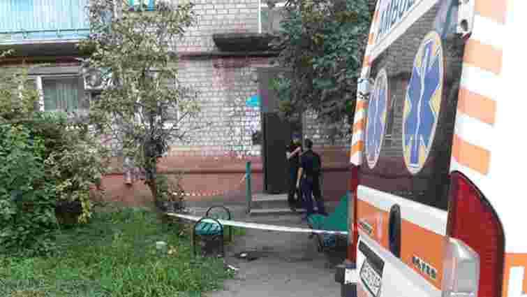 Екс-військовий та троє поліцейських постраждали від вибуху гранати в Кривому Розі