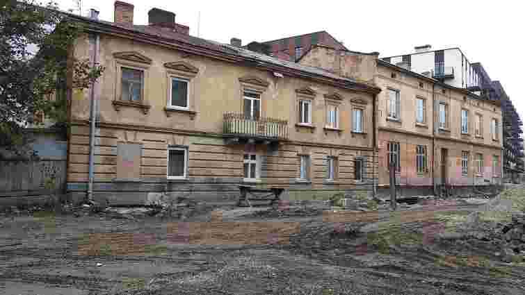 Львівська мерія витратить 10 млн грн на квартири мешканцям аварійного будинку