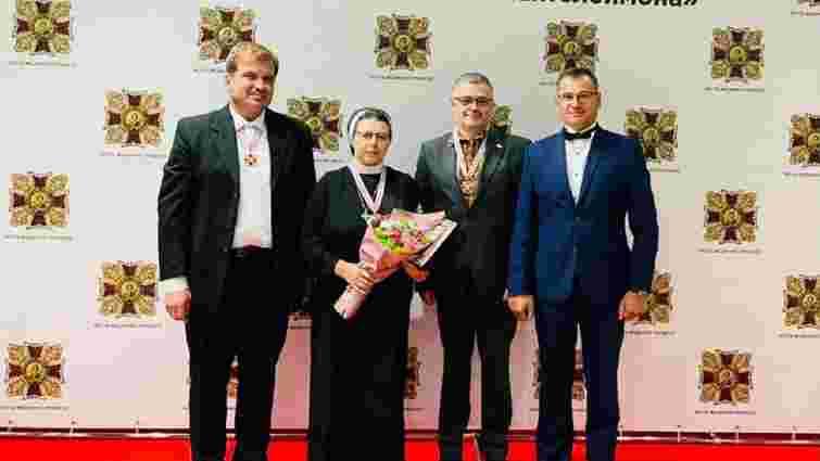 Двох львівських медиків нагородили орденами Святого Пантелеймона