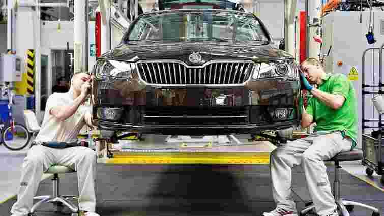 В Україні зросло виробництво автомобілів