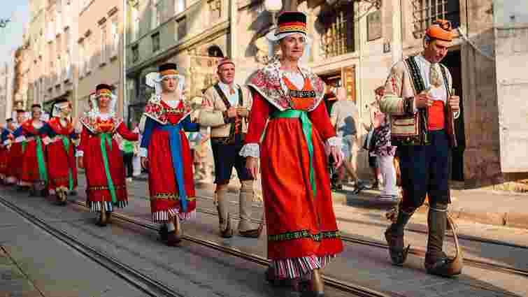 У Львові пройде міжнародний фестиваль фольклору «Етновир»