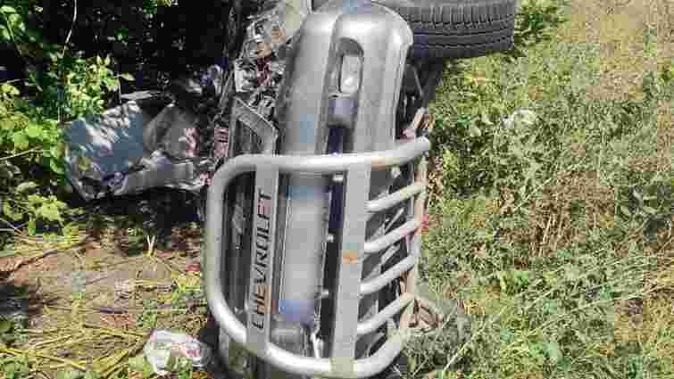 Внаслідок ДТП на Буковині загинув 52-річний водій позашляховика