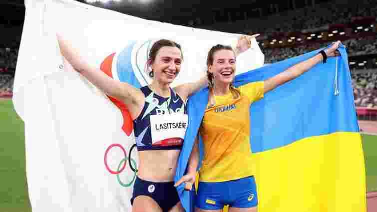 Ярослава Магучіх вперше прокоментувала обійми з росіянкою на Олімпіаді