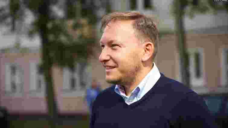 В Білорусі затримали екс-кандидата в президенти Андрія Дмитрієва