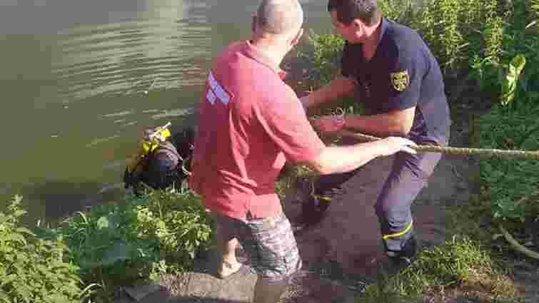 52-річний чоловік втопився в озері на Львівщині