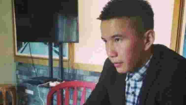 Україна може депортувати у Китай 24-річного правозахисника
